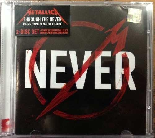 Metallica - Through The Never - U