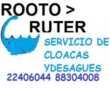 A Destaqueo De Tuberias 86607844 Ruter Roto Ruter