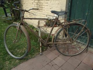 Bicicleta Antigua Italiana Olimpia De Hombre Rodado 28