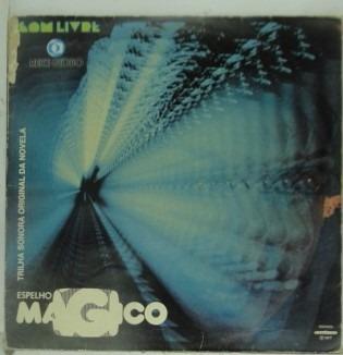 Lp Espelho Magico - Novela - Nacional - E035