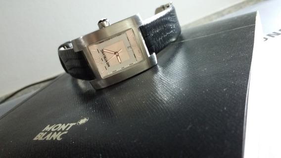 Relógio Montblanc Profile - Promoção