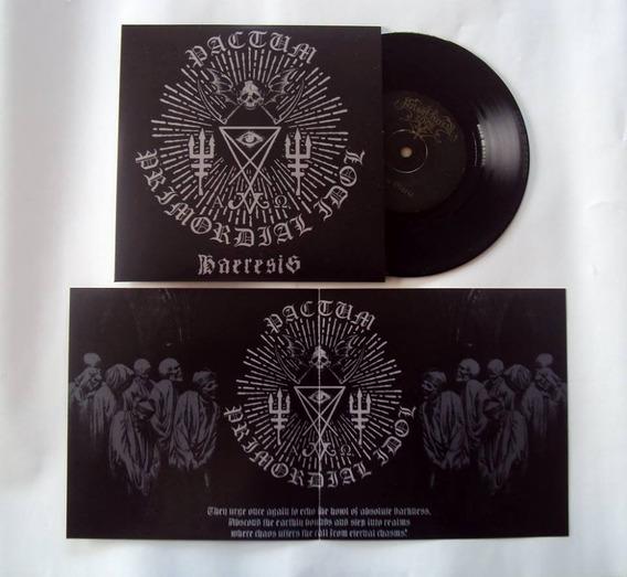 Lp Pactum / Primordial Idol - Haeresis / Metal Nacional