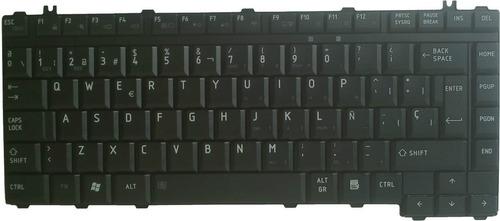 Teclado Toshiba A215 L305 L305d L300 L515 Sp4033m A305 Wsl