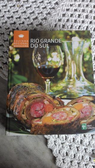 Livro Culinária Regional Brasileira - Rio Grande Do Sul