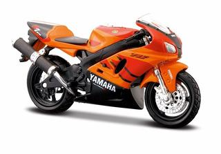 Miniatura Moto Maisto Yamaha Yzf-r7 1:18