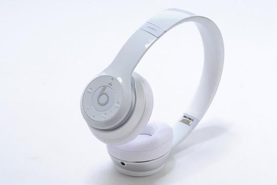 Fone Beats Dr Dre Solo 2 Wireless Branco Original
