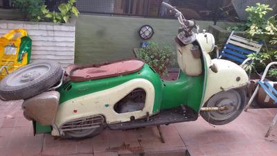 Moto Zundapp Bella De Colleccion