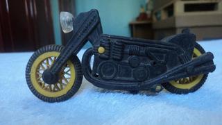 Miniatura Antiga Motocicleta Gulliver