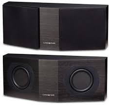 Cambridge Audio Aero 3 Caixa Acústica Surround 120w (par)