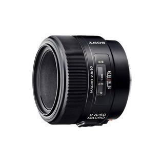 Sony - 50 Mm F / 2,8 Macro A-montaje De La Lente - Negro