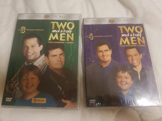Two And A Half Men Dvd Dos Hombres Y Medio
