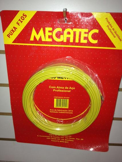 Sonda C/alma De Aco Profissional 15mt Megatec -un