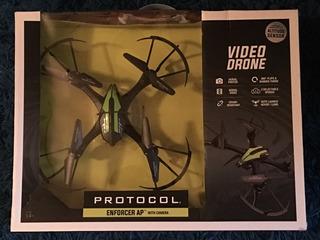 Drone Protocol Con Camara 6182-7hda