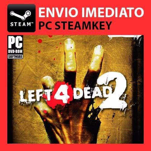 Left 4 Dead 2 Original Steam Key - Games no Mercado Livre Brasil