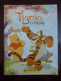Álbum De Figurinhas Tigrão - O Filme - Incompleto
