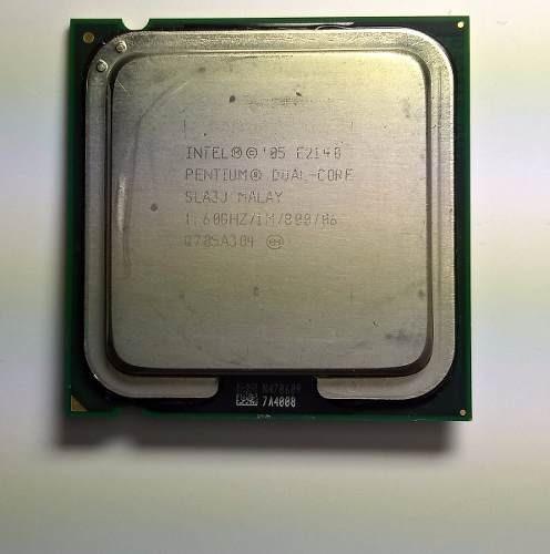 Proc.1.6ghz Intel Dual Core E2140 Skt775 P/pc Envio T.brasil