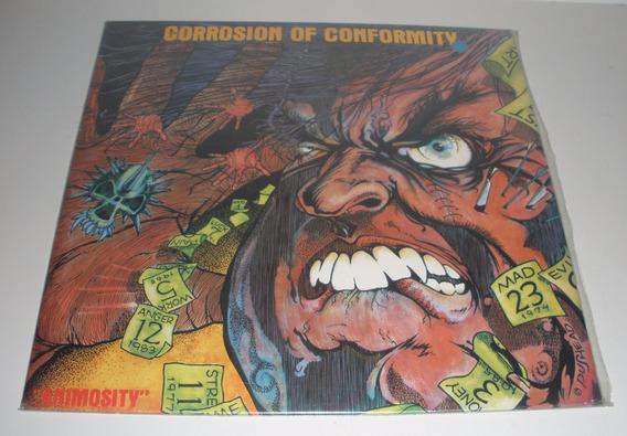 Lp Vinil Corrosion Of Conformity - Animosity ( Zerado )