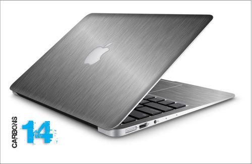 Protector Macbook Pro, Retina, Air Gris Titanio