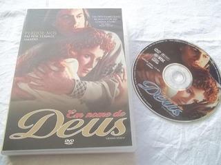 * Dvd - Em Nome De Deus - Filme Romance