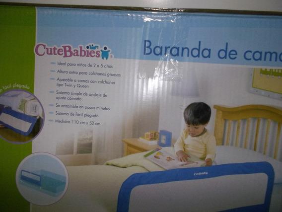 Baranda De Cama Bebe Cute Babies