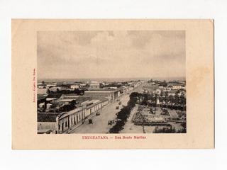 Cartao Postal Rua Bento Martins Uruguaiana Rs Anos 10
