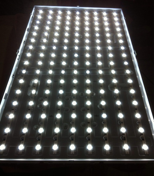 Kit Barras De Led Tv Samsung Un50fh5200ag Completo