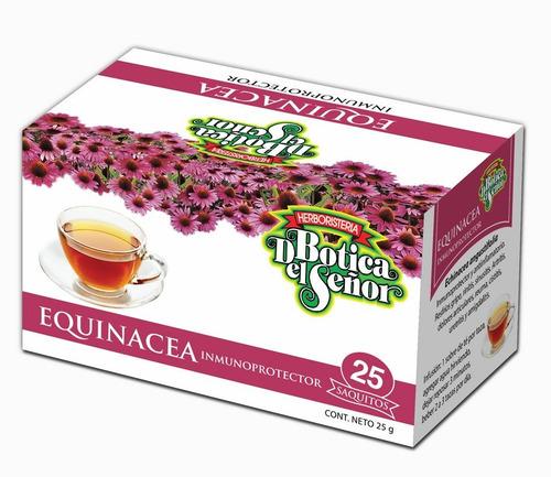Pack De 2 Té De Equinacea Botica Del Señor 25 Saquitos