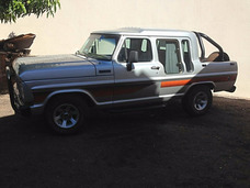 Ford F-1000 Ano 1986 Cabine Dupla