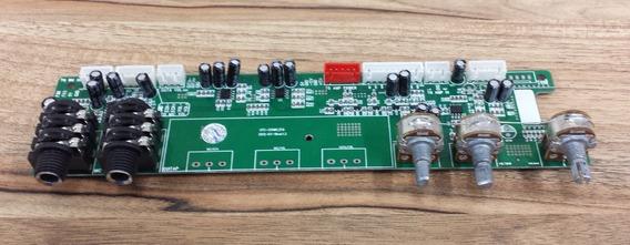 Pci Dos Potenciometros Htc-315mic/eq Ver1.3 Mondial Cm-01