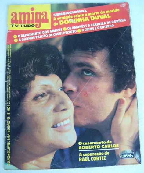 Amiga Nº 544: Muçum - Perla - Casamento De Roberto Carlos