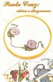 Livro Costura - Ponto Cruz Idéias E Diagramas