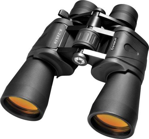 Binocular Zoom 8-24x 50mm Barska Gladiator Ruby