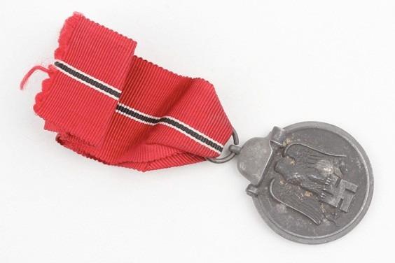 Medalla Original Del Frente Del Este (carne Congelada)