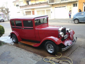 Hot Rod Dodge Modelo 1928 Unico! Solo Para Entendidos!