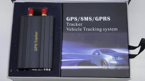 Rastreador Veicular Gsm Tk103b - Gratis: Sensor De Moviment