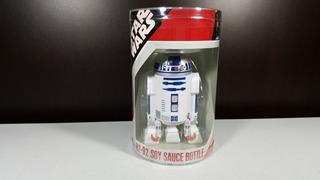 Star Wars R2d2 Botella Para Salsa De Soya
