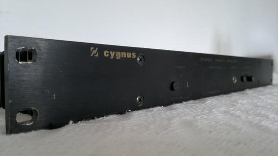 Pa400 Cygnus - Preto - Com Abas Para Rack 19