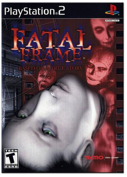 Fatal Frame 1. ! Jogos Ps2