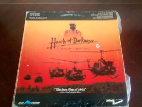 Laser Disc De La Pelicula Hearts Of Darkness (u1290