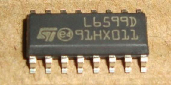 Ci L6599d L6599 Original Placa Fonte Tvs