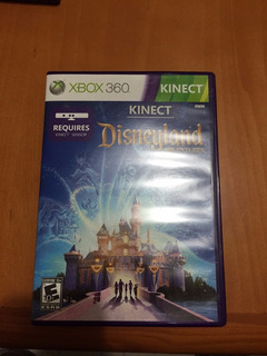 Disneyland Adventures Xbox360 Kinect Original