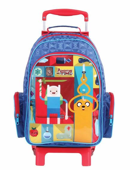 Mochilete Dmw Grande Adventure Time 49021