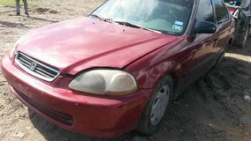 Honda Civic 1997 (en Partes) 1996 - 1998 Motor 1.6 Automatic