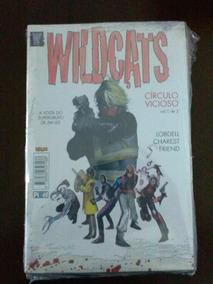 Wildcats - Círculo Vicioso (minissérie) - Novo Lacrado