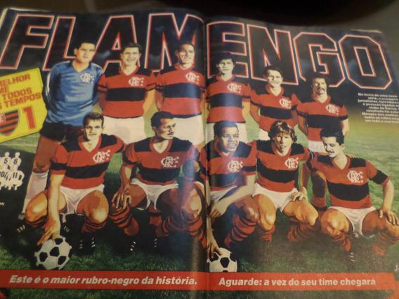 Poster Melhor Flamengo De Todos Os Tempos