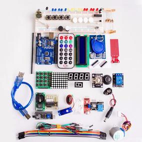 Kit Starter Avançado E Básico (iniciante) Arduino Uno R3