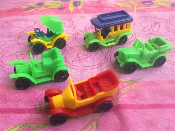 Carros Carcachitas Miniatura Diseno Antiguo
