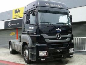 Mercedes Benz Axor 100%financiado Sin Licitacion Ni Sorteo