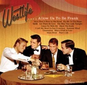 Cd Westlife - Allow Us To Be Frank Sinatra - Original/ Nuevo