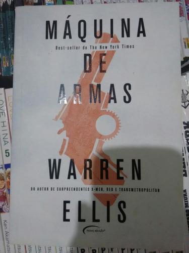 Máquina De Armas De Warren Ellis